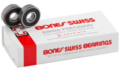 Bones Swiss Labyrinth (7mm or 8mm)